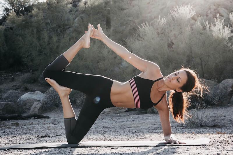 Josiane Peluso yoga pilates